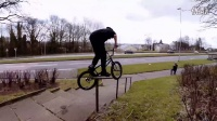 视频: 13 YEAR OLD BMX PRODIGY, LEWIS CUNNINGHAM  ANIMAL BIKES