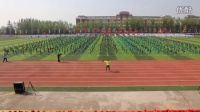庄河市中小学生阳光体育运动会向阳小学啦啦操表演