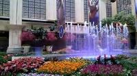 澳门威尼斯人——室内音乐喷泉