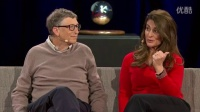 Bill Gates and Melinda Gates on TED