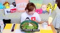 [K分享] 吃货木下:冷面太辣只好借助蛋黄酱的力量了!还有烤牛肉和鹌鹑蛋~《中文字幕》