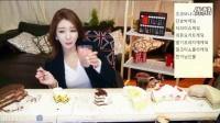 1983韩国吃播吃出个未来·韩国女主播吃货韩国吃播吃饭直播真的是什么都吃,大胃王减肥美食视频美食人生大学生做菜_标清