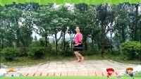 郴州冬菊广场舞女人是老虎,正背面演示