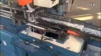 350全自动切管机自动处理尾料可切铜管,铝管,不锈钢管,塑料管,超薄铝管。铁管等。专业生产