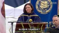 脸书首席运营官Sheryl Sandberg加州大学伯克利分校毕业演讲