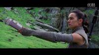《星球大战8》蕾伊遇到卢克·天行者后