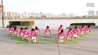 (网址www.i5cn.cn)~阳光舞韵瑜伽表演队~《出水莲》