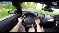 主视角记录试驾BMW M135i 400马力 Xdrive - BBM Motorsport