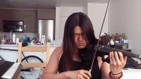 金属小提琴手左右手与音色的炫技展示 带你领略重型的力量!