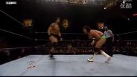 罗曼雷恩斯首秀(NXT)