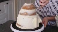 如何制作简单老式的翻糖芭比娃娃蛋糕