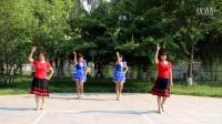 等爱的玫瑰广场舞 最新广场舞教学舞蹈健身舞 赵县西大诰英英广场舞