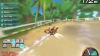 QQ飞车QQ最新视频 才哥:沙皇海洋公园一路狂飙通杀2.16!QQ飞车 才哥