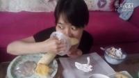 水蒸蛋日式京都白雪、乳酪面包自制酸奶、紫薯沙拉1211【处女座的吃货】中国吃播,国内吃播,小雪投稿吃出个未来·吃饭直播,大吃货爱美食,