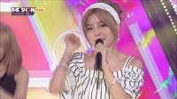 THE SHOW韩秀榜 2016 THE SHOW韩秀榜 160524 AOA超短裤上演19禁舞台