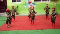 幼儿园舞蹈《我是小海军》2016小树苗幼儿园六一文艺汇演