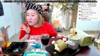 3162韩国吃播吃出个未来·韩国女主播吃货韩国吃播吃饭直播真的是什么都吃,大胃王减肥美食视频美食人生大学生做菜