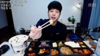 3157韩国吃播吃出个未来·韩国女主播吃货韩国吃播吃饭直播真的是什么都吃,大胃王减肥美食视频美食人生大学生做菜