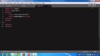 视频: S01E08--HTML5开发教程(表格(上))