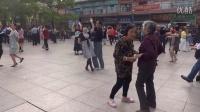 启东公园:交谊舞.伦巴