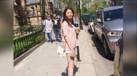 王中磊18岁女儿高中毕业 戴帽仪式笑容甜