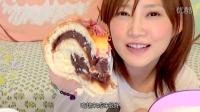 【大吃货爱美食】木下养不起之超大一个红豆面包篇~160525