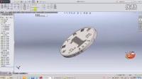 【solidworks经典视频教程】-齿轮泵总装配图