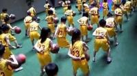 博雅小太阳幼儿园大一班《篮球秀》