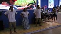 第十三届上海世界旅游博览会:美国塞班天宁罗塔原住民表演 1(2016-05-