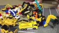 LEGO乐高与TOMICA TOMY多美卡合金车模的玩法介绍