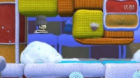 Giant Panda Yoshi!! Yoshi's Woolly World Wii