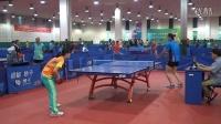成都市第十三届运动会 乒乓球比赛 罗雪VS祝菁一