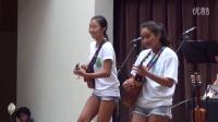两个妹子弹奏《Wipeout》