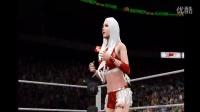 农民暴走2016 美女撕衣大战美式摔角电脑游戏WWE2K16单机游戏解说
