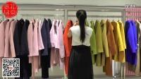 【璐语诗】高端纯手工双面呢羊毛大衣16冬品牌折扣女装走份汇聚名品-北京惠品