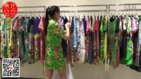 【粉黛丽人】16夏深圳高端桑蚕丝连衣裙品牌折扣女装走份惠聚名品-北京惠品
