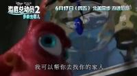 《海底总动员2:多莉去哪儿》帮多利找家人