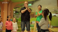 【爱悦蓝天国际幼儿园】爱劳动、爱幼儿园的小甜馨