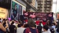 好友汇酒吧MC阿峰入选中国好声音广西梦之岛赛区半决赛唱响好友汇酒吧主题曲