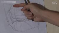 零基础油画沙龙素描视频教学_铅笔画图片大全_空间几何体的三视图66