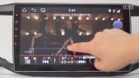 众大智能声控安卓大屏导航 安卓4核5.1.1系统,速度飞快快到离谱,任何随便拖动,指那播哪,你的机器能比比看吗?
