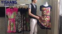 衣尚品质女装 中老年妈妈装连衣裙YS0001