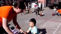 视频: 小班滚球