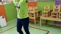 天津南开区华苑安华里博文优幼儿园宝宝一班六一儿童节舞蹈