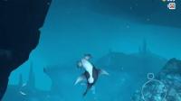 【快隆小天】《饥饿鲨世界》EP2打爆潜艇好轻松,太平洋之旅