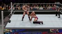 【Q艇】WWE2K16线上对抗心机老外论锁技的重要性