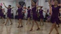 《梅花拉丁舞学校》集体舞女子组之伦巴