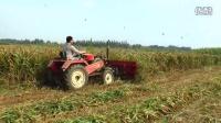 2016小型新型稻子谷子收割机 多功能水稻牧草收割机