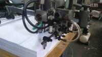 东航速霸66胶印机,试印刷!水冷循环供水。