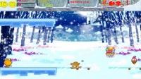 【ゞea高手】圣诞节小游戏阿狸与流氓兔欢度圣诞 熊出没